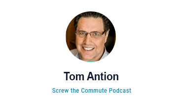 StealthSeminar Review by Tom Antion from the Screw the Commute Podcast