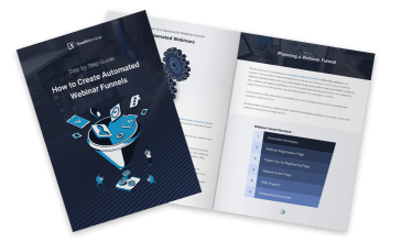 Step-by-Step Guide on How to Create Automated Webinar Funnels