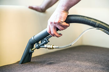 Steam masters upholstery cleaning