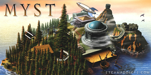 Retro Game Wednesday 12 Myst Masterpiece Edition