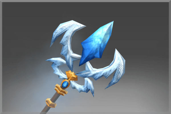 Staff Of The Frozen Feather Crystal Maiden Uncommon Weapon DOTABUFF Dota 2 Stats