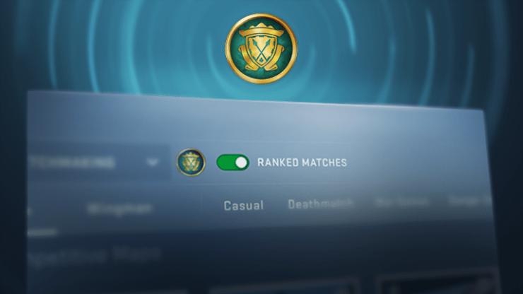 Nuevo jugadores de CS:GO tendrán que pagar por el modo competitivo counter strike global offensive prime ranked
