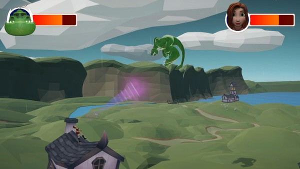 Supernatural Super Squad Fight! Screenshot