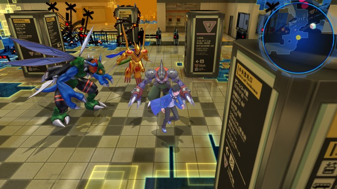 Digimon Story: Cyber Sleuth Complete Edition Screenshot 3