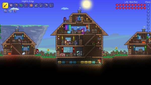 Terraria v1.3.0.8 PC Game