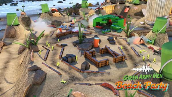 Green Army Men Screenshot