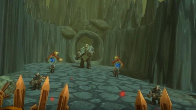 Drums of War screenshot 2