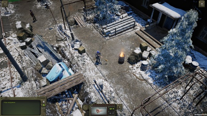 ATOM RPG: Trudograd screenshot 2