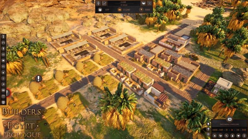 Znalezione obrazy dlazapytania: Builders of Egypt: Prologue
