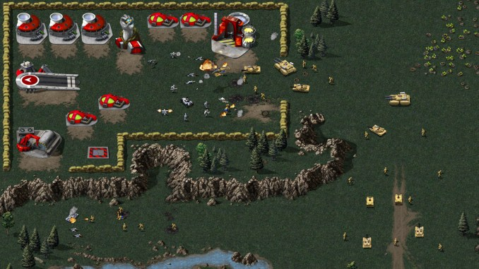 Command & Conquer Remastered Collection Screenshot 3