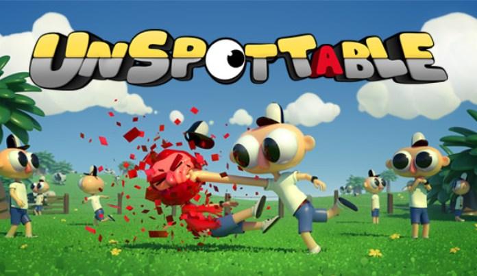 Unspottable on Steam