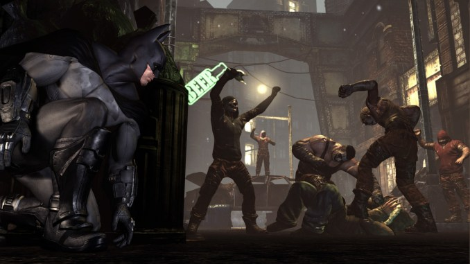 Batman: Arkham City - Game of the Year Edition screenshot 2