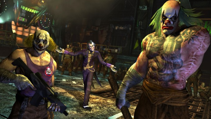 Batman: Arkham City - Game of the Year Edition screenshot 3