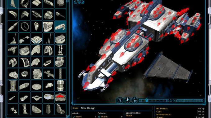 Galactic Civilizations II: Ultimate Edition Screenshot 2