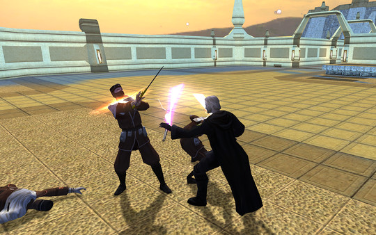 STAR WARS™ Knights of the Old Republic™ II - The Sith Lords™ Screenshot