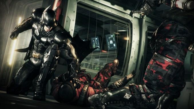Batman: Arkham Knight screenshot 3