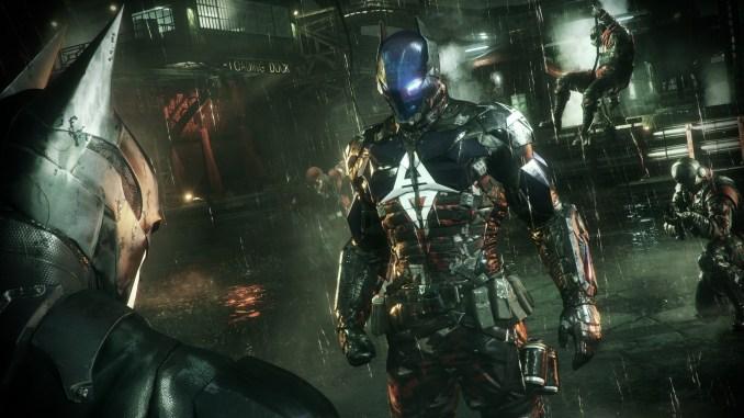 Batman: Arkham Knight screenshot 1