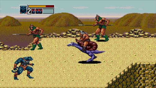 Image result for Golden Axe 3
