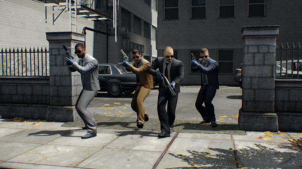 Download PAYDAY 2 free