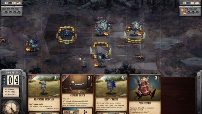 Ironclad Tactics Deluxe Edition screenshot 1