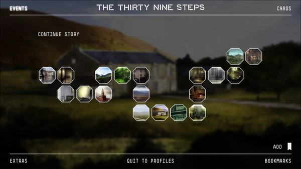 The 39 Steps Screenshot