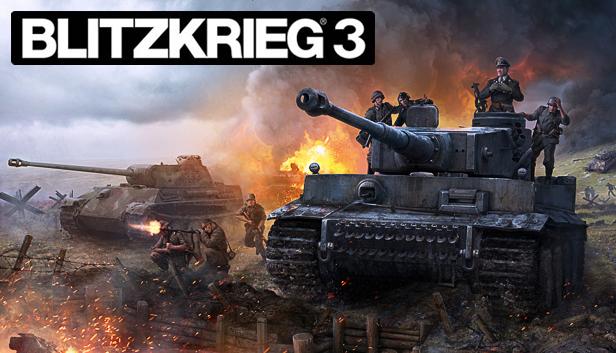 New game incursion – Blitzkrieg 3