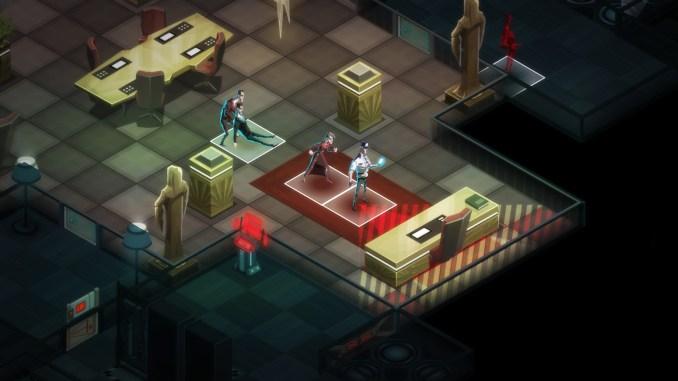 Invisible, Inc. Screenshot 3