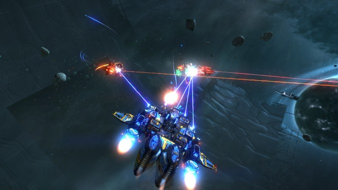 Space Pirates and Zombies 2 Screenshot 1
