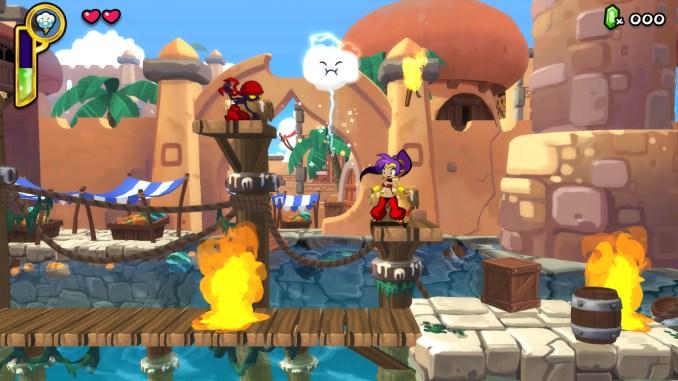 Shantae: Half-Genie Hero Screenshot 1