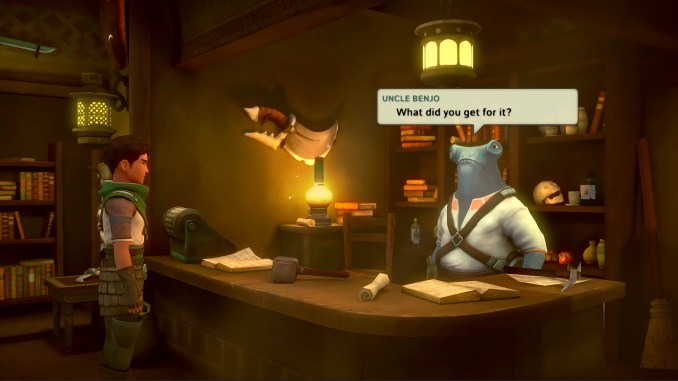 Earthlock: Festival of Magic Screenshot 2