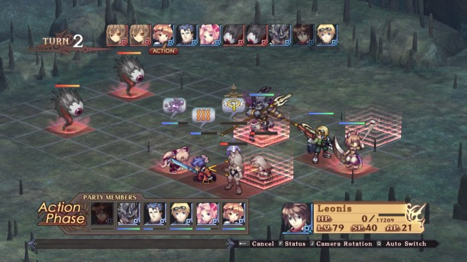 Agarest: Generations of War Zero screenshot 3