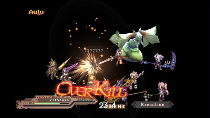 Agarest: Generations of War Zero screenshot 2