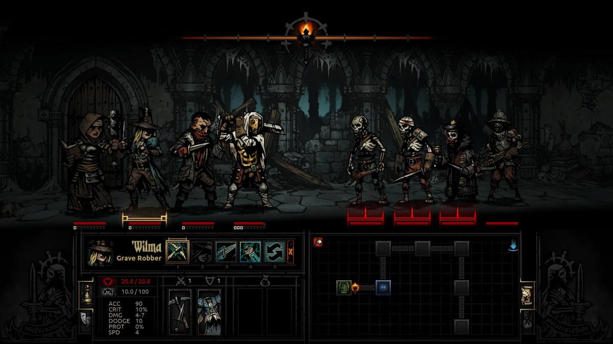 Darkest Dungeon® в Steam