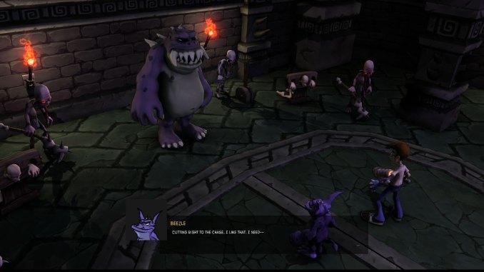 Tom vs. The Armies of Hell Screenshot 3