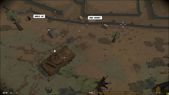Running with Rifles Screenshot 2
