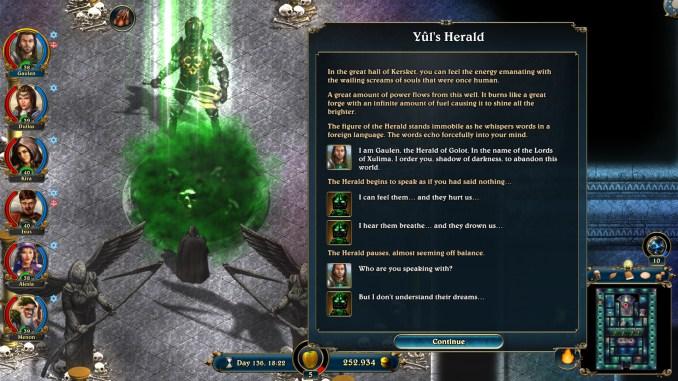 Lords of Xulima screenshot 2