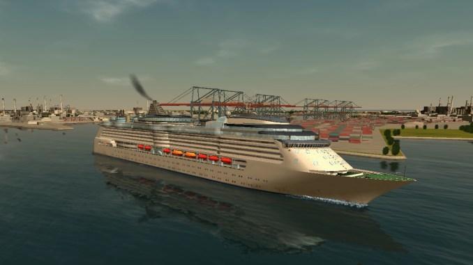 European Ship Simulator Screenshot 2