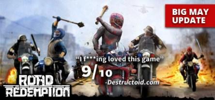 Road Redemption (Incl. Revengers Assemble) Free Download