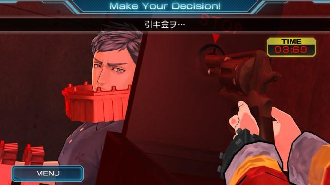 Zero Time Dilemma Screenshot 2