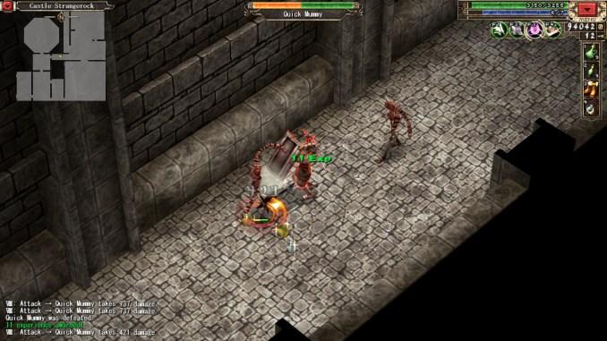 Xanadu Next Screenshot 1