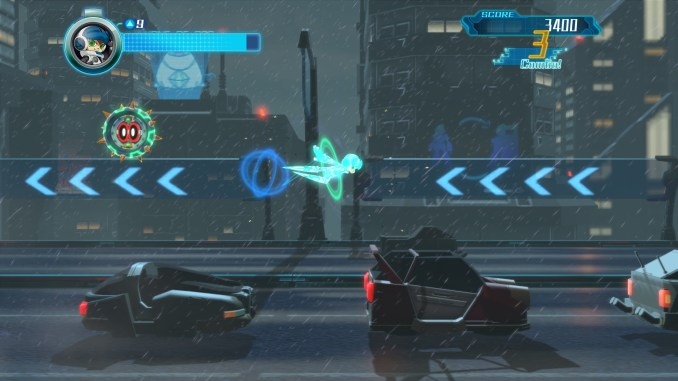 Mighty No. 9 Screenshot 1