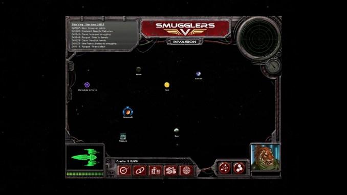 Smugglers V + Invasion screenshot 3