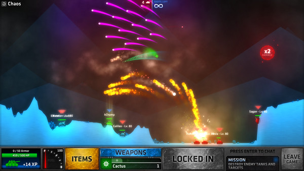 ShellShock Live Screenshot