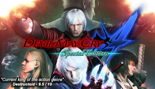 devil may cry 4 special edition on steam