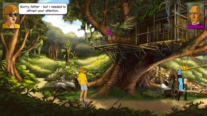 Broken Sword 2: The Smoking Mirror Screenshot 3