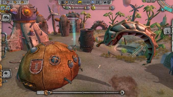 The Mims Beginning Screenshot 1