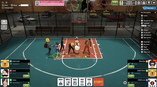 Freestyle 2: Street Basketball Screenshot