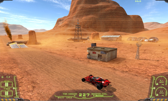 Jet Racing Extreme: The First Encounter Screenshot
