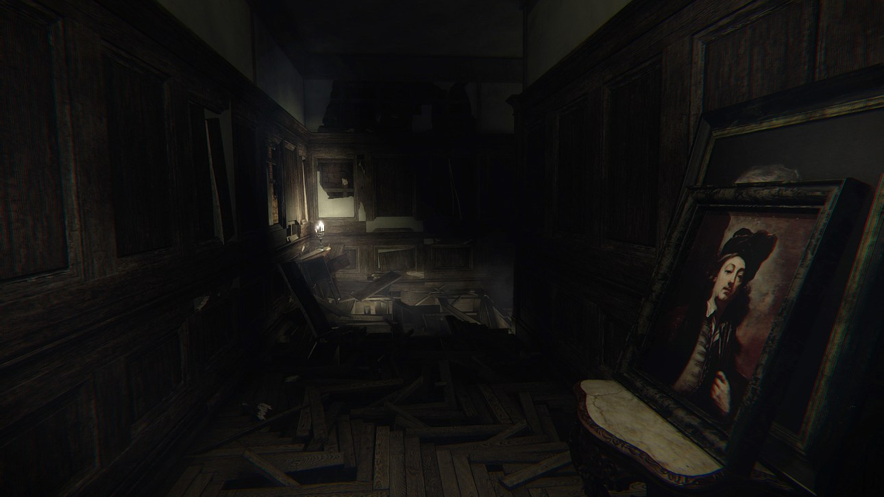 LAYERS OF FEAR INHIRITANCE FULL CRACK