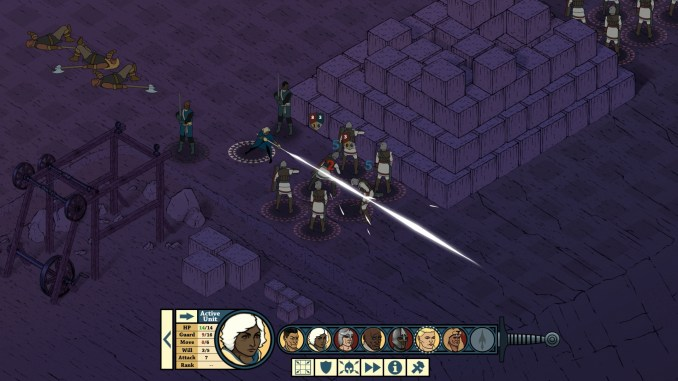 Tahira: Echoes of the Astral Empire screenshot 2